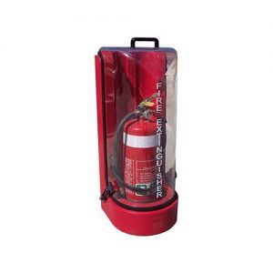 EXTINGUISHER BRACKET & CASE