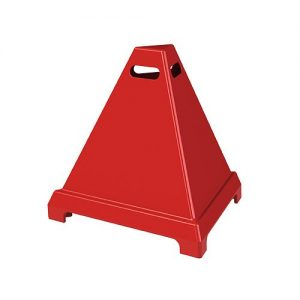 Safety Pyramid Sign 900