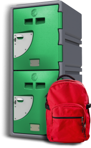 School Locker – 2 Doors