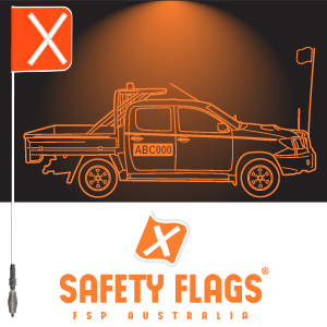FSP Safety-Flags logo
