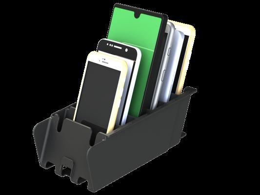 Mobile Phone Rack